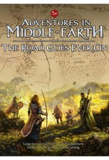Cubicle 7 Adv Middle Earth: Road Goes Ever On