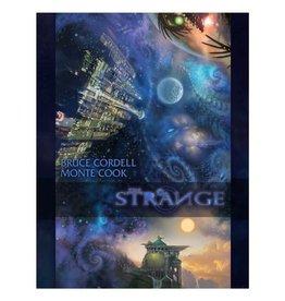 MONTE COOK GAMES The Strange RPG: Core Book