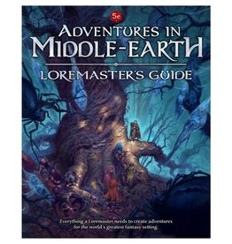 Cubicle 7 Adv Middle Earth: Loremaster's Guide