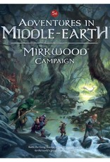 Cubicle 7 Adv Middle Earth: Mirkwood Campaign