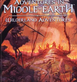 Cubicle 7 Adv Middle Earth: Wilderland