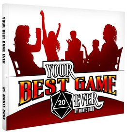 MONTE COOK GAMES Your Best Game Ever