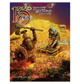 Pelgrane Press 13th Age Book of Loot