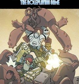 Evil Hat Fate: Atomic Robo RPG