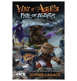 Evil Hat War of Ashes: Fate of Agaptus