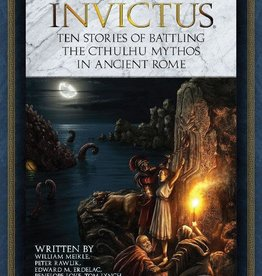 Golden Goblin Press Further Tales of Cthulhu Invictus