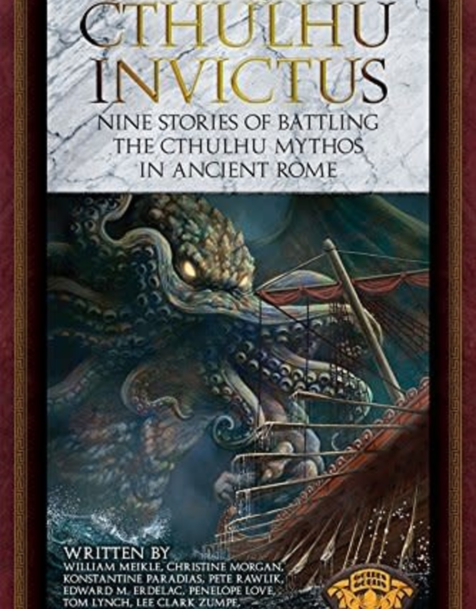 Golden Goblin Press Tales of Cthulhu Invictus
