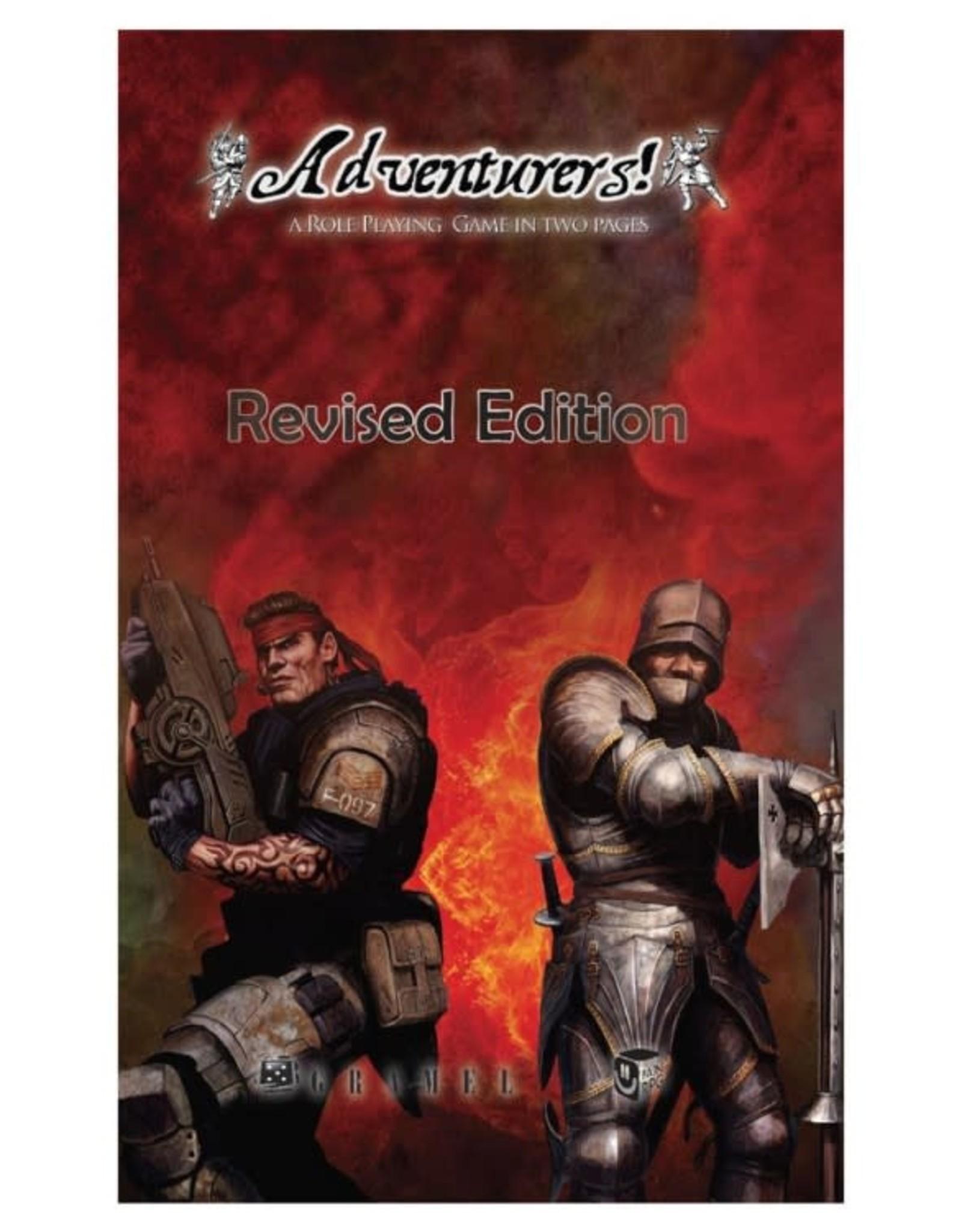 Studio 2 Publishing Adventurers Core RPG