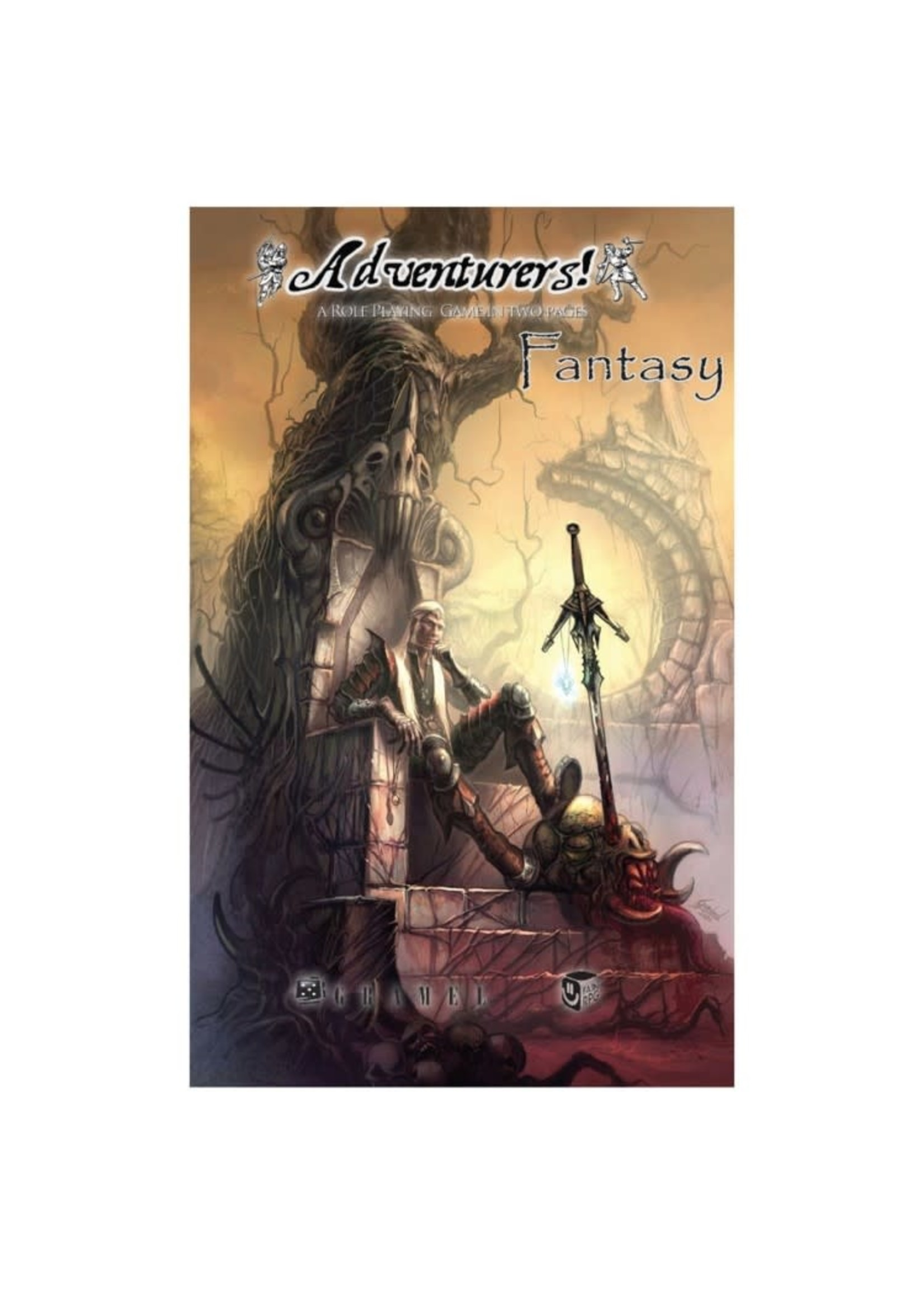 Studio 2 Publishing Adventurers: Fantasy RPG