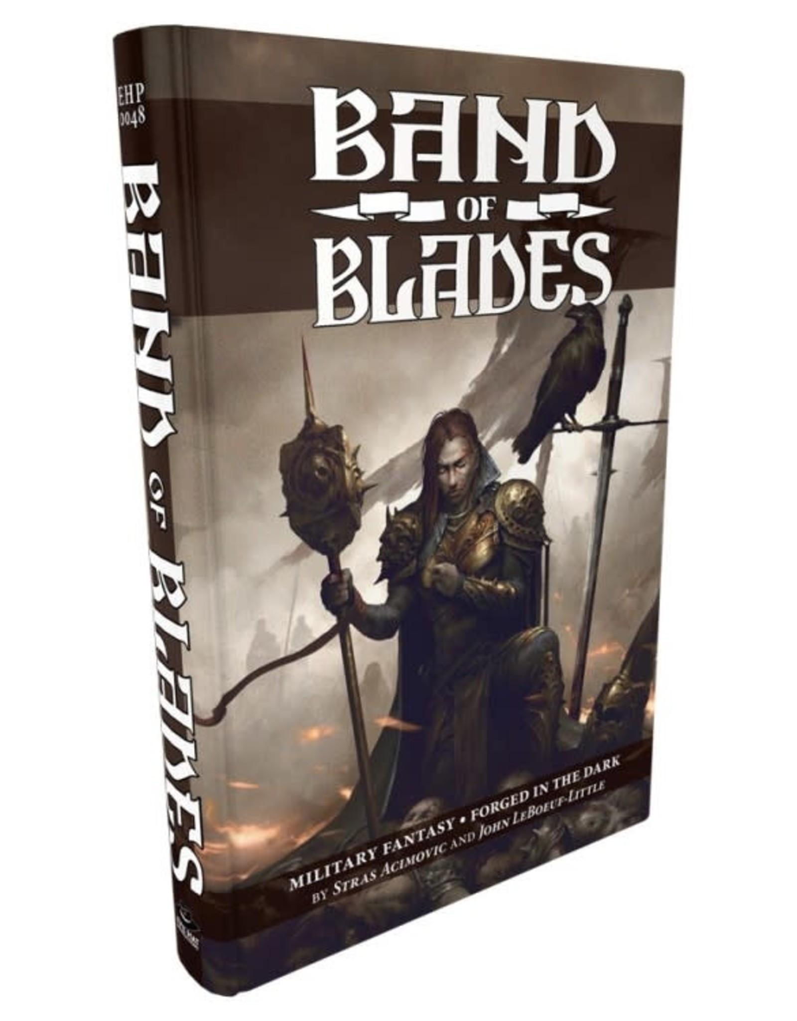 Evil Hat Band of Blades RPG
