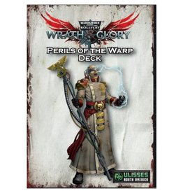Ulisses North America W&G: 40K: Perils of the Warp Deck