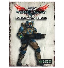 Ulisses North America W&G: 40K: Campaign Card Deck