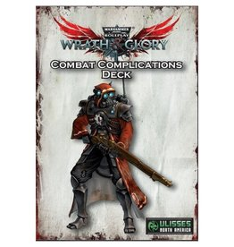 Ulisses North America W&G: 40K: Combat Complications Deck