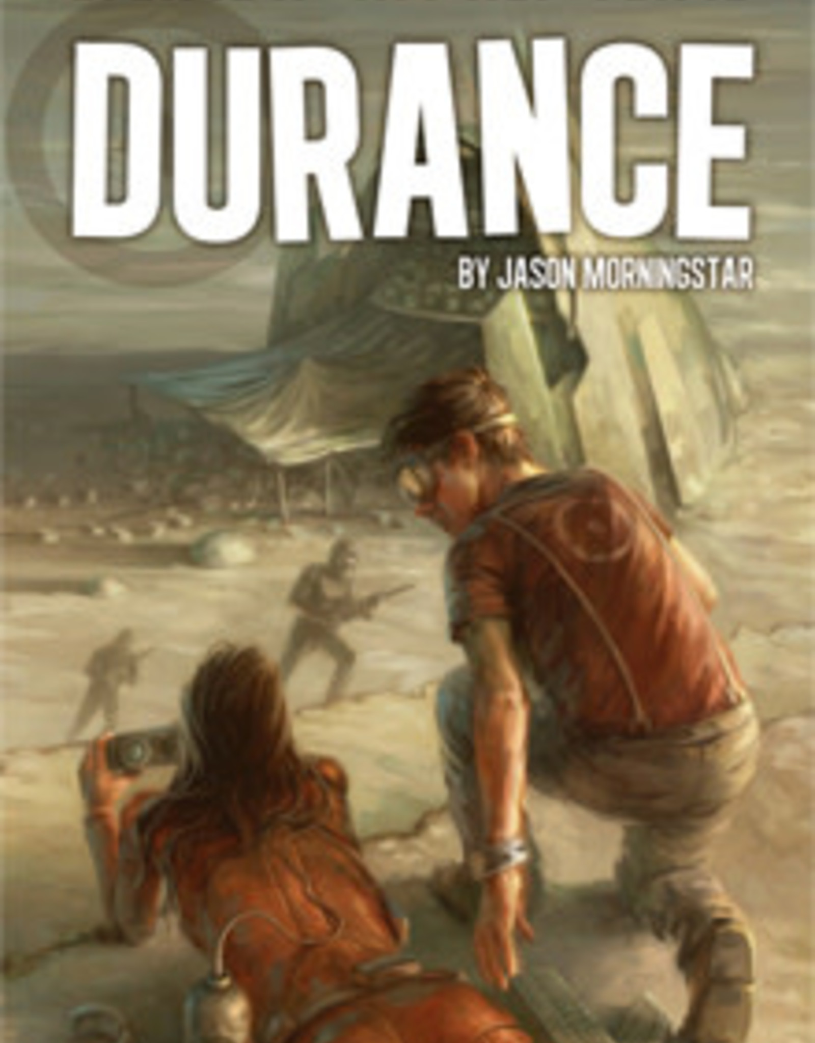 Bully Pulpit Games Durance RPG