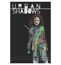 Magpie Games Urban Shadows