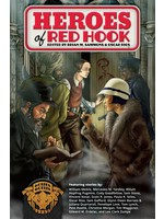Golden Goblin Press Call of Cthulhu: Heroes of Red Hook