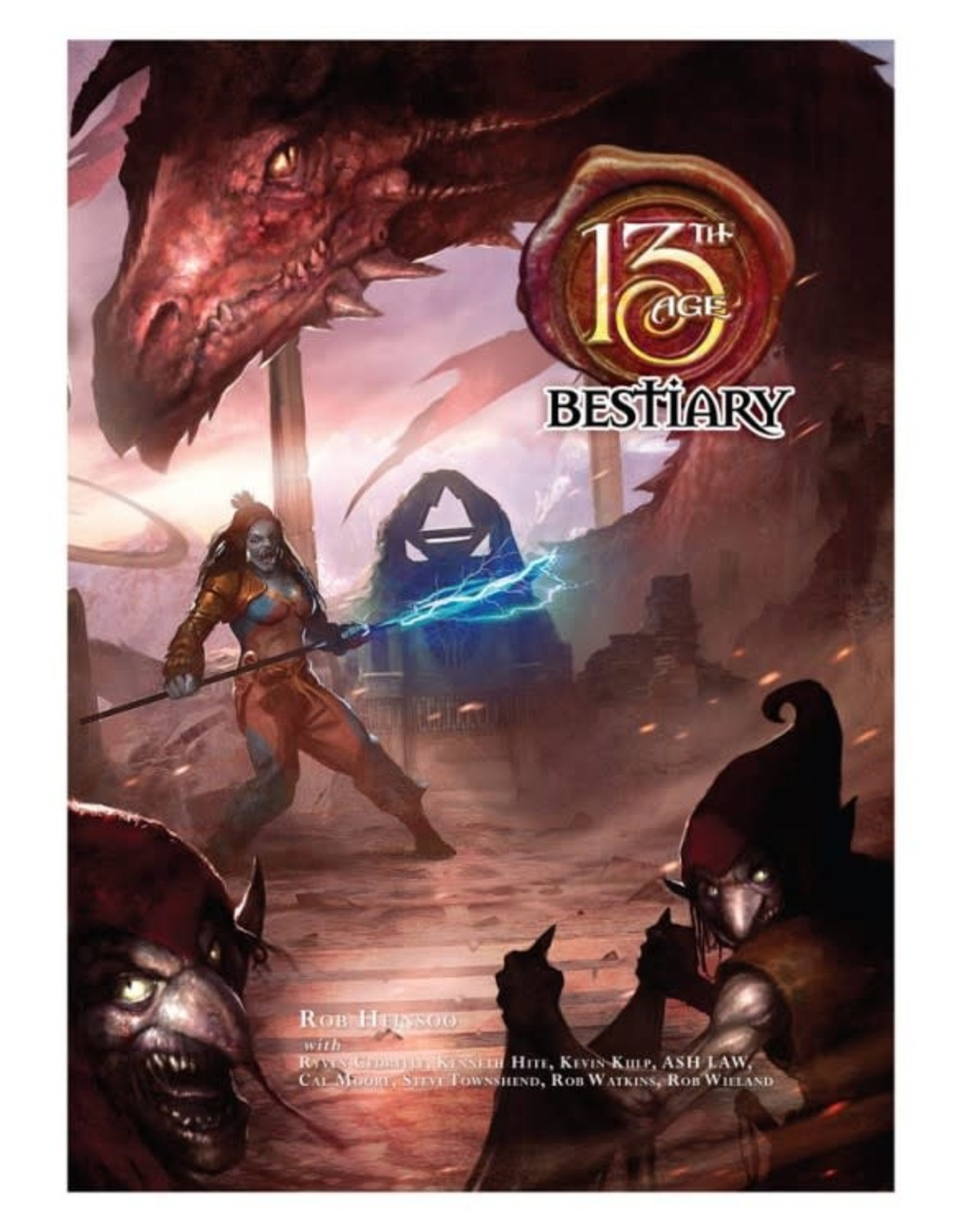 Pelgrane Press 13th Age: Bestiary