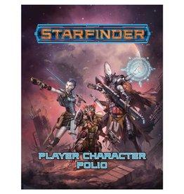 PAIZO Starfinder Character Folio