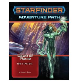 PAIZO Starfinder: DoF 1: Fire Starters