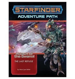PAIZO Starfinder: AotS 2: The Last Refuge