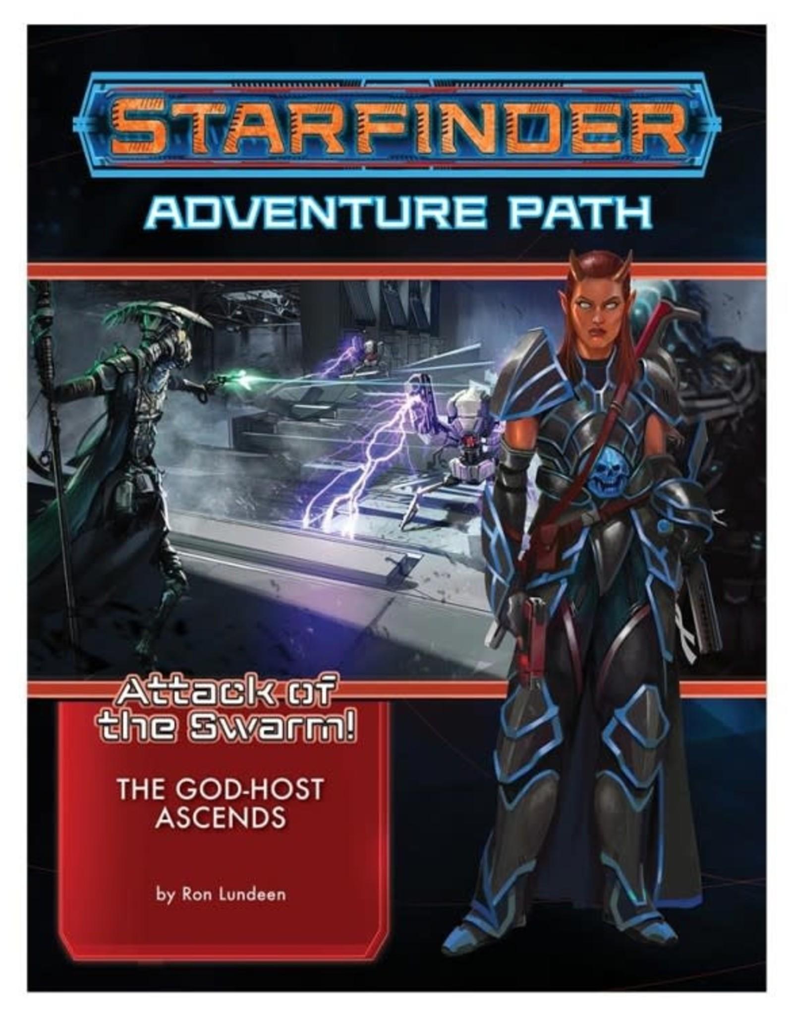 PAIZO Starfinder: AotS 6: God-Host Ascends