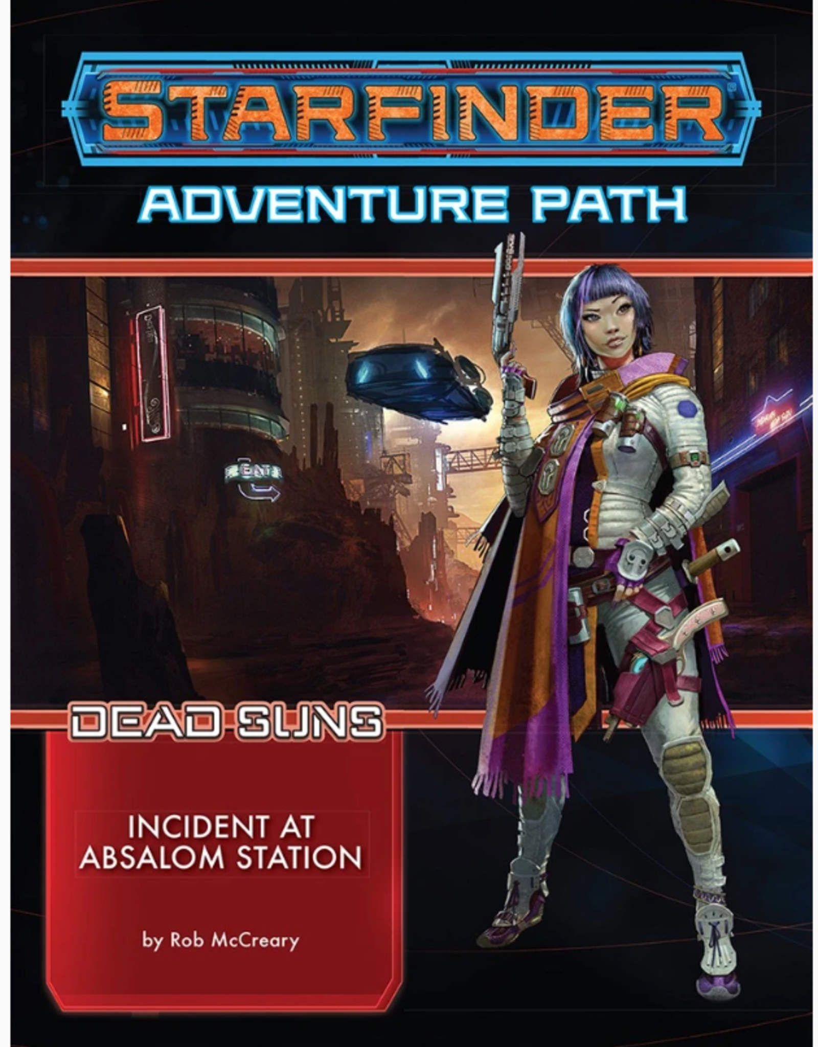 PAIZO Starfinder: DS 1: Incident at Absalom