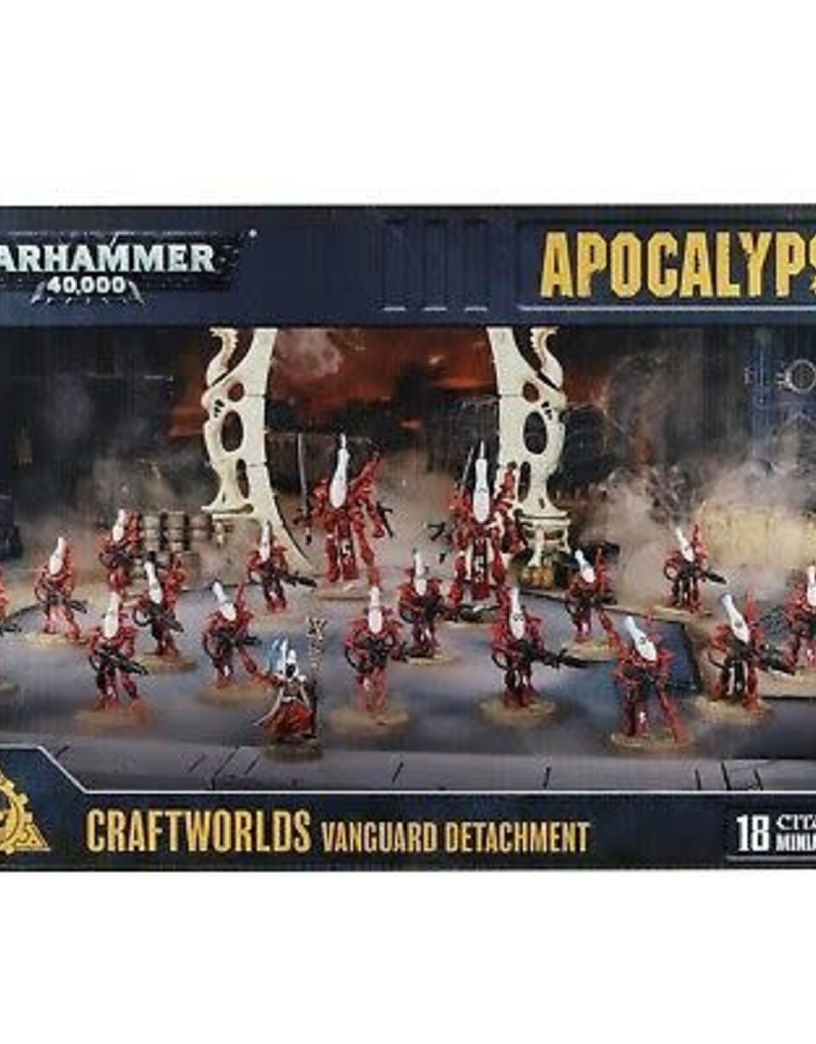 Games Workshop Craftworlds Vanguard Detatchmen