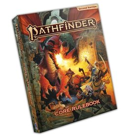 PAIZO Pathfinder 2E Core Rulebook