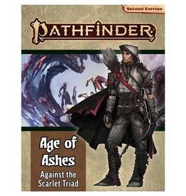 PAIZO Pathfinder 2e: AoA 5: Scarlet Triad