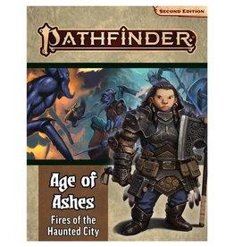 PAIZO Pathfinder 2e: AoA 4: Fires Haunted City