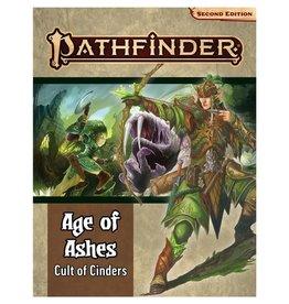 PAIZO Pathfinder 2e: AoA 2: Cult of Cinders