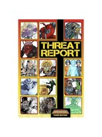 Green Ronin Publishing Mutants & Masterminds 3rd: Threat Report