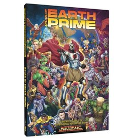 Green Ronin Publishing Mutants & Masterminds 3rd: Atlas of Earth Prime