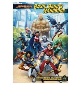 Green Ronin Publishing Mutants & Masterminds 3rd: Basic Hero's Handbook
