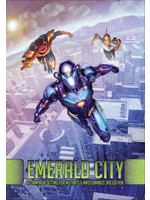 Green Ronin Publishing Mutants & Masterminds Emerald City