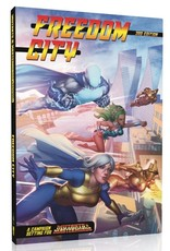 Green Ronin Publishing Mutants & Masterminds 3rd: Freedom City