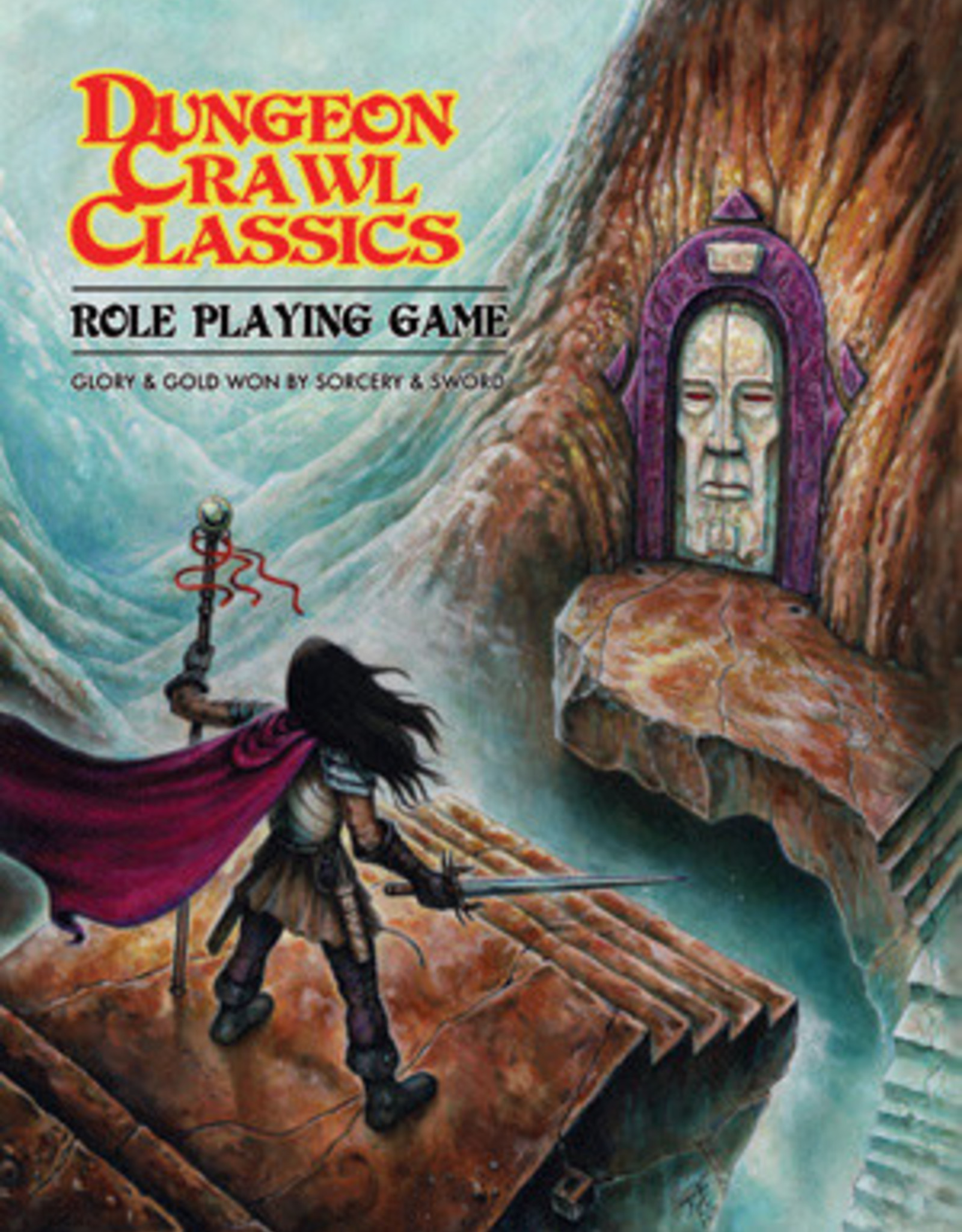 Goodman Games Dungeon Crawl Classics (Hardcover)