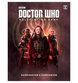 Cubicle 7 Dr. Who Gamemasters Companion