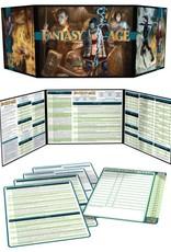Green Ronin Publishing Fantasy AGE GM Screen