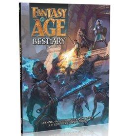 Green Ronin Publishing Fantasy AGE Bestiary