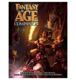 Green Ronin Publishing Fantasy AGE Companion