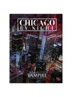 Onyx Path Publishing Vampire RPG: Chicago by Night