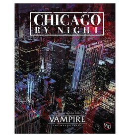 Onyx Path Publishing Vampire RPG: Chicago by Night