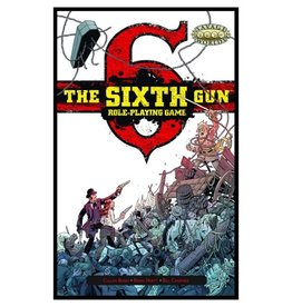 Studio 2 Publishing The Sixth Gun RPG