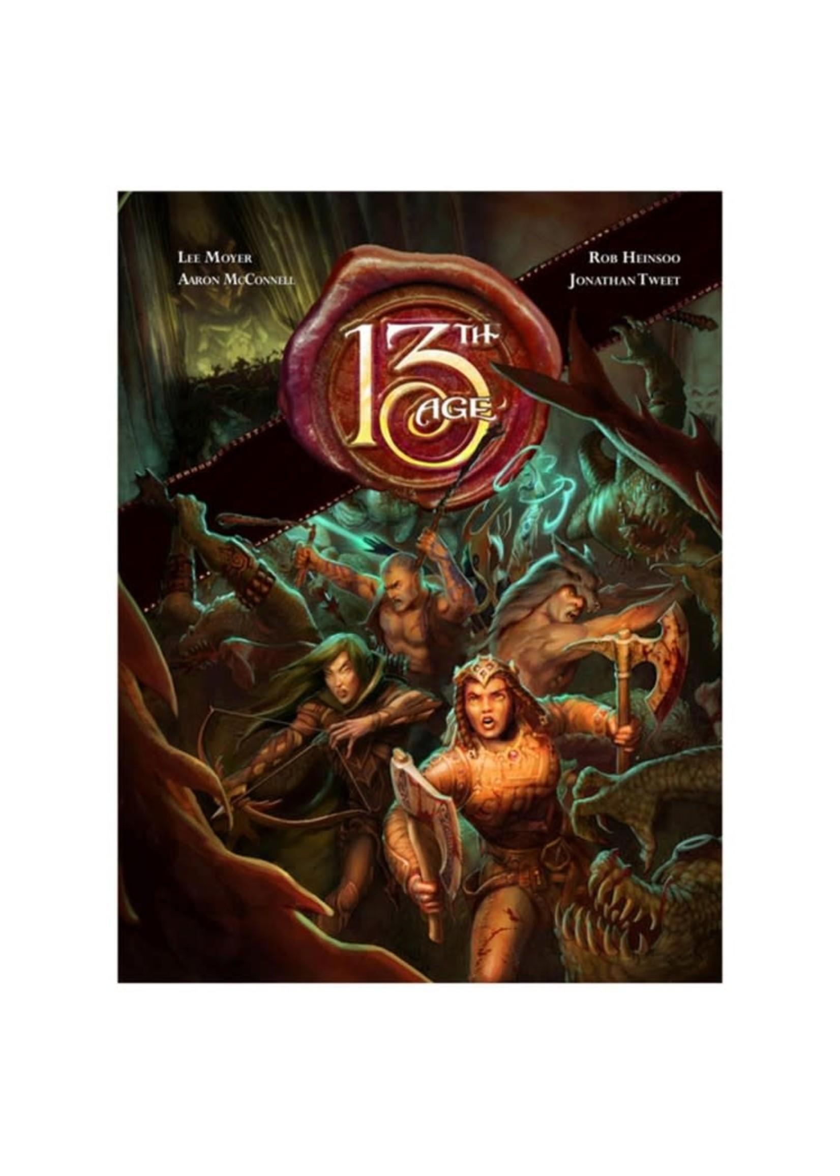 Pelgrane Press 13th Age RPG