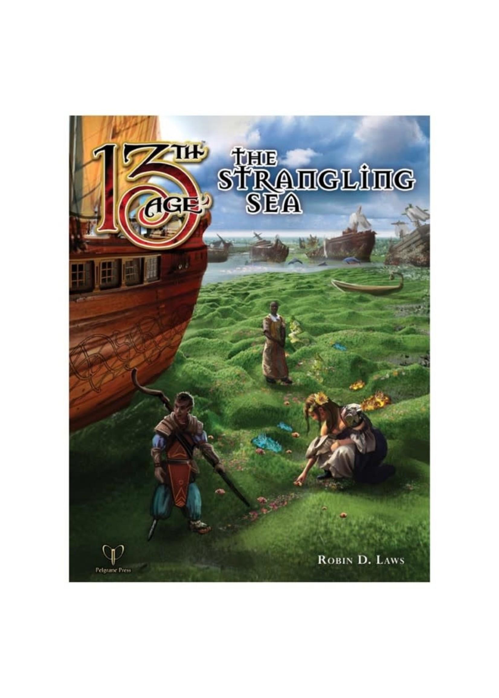 Pelgrane Press 13th Age The Strangling Sea