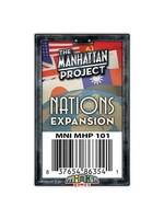 Minion Games Manhattan Nations Expansion