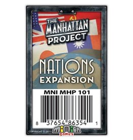 Minion Games Manhattan Nations Expansion