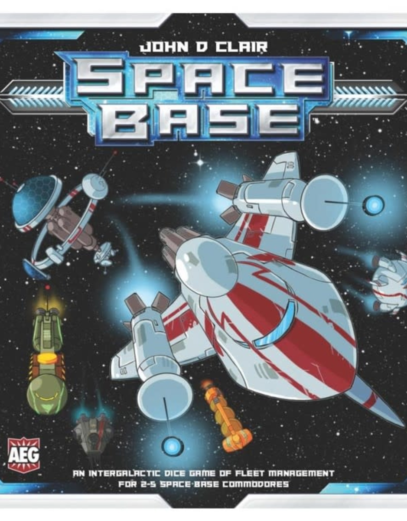 Alderac Entertainment Group Space Bace