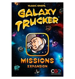 Czech Games Edition Galaxy Trucker Missions